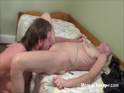Licking and fucking a mature pussy