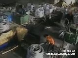 Factory Worker Gets Decapitated