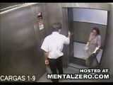 Elevator Fight In Brazil Ends With A Stabbing