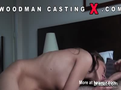 Casting stunner leaves after hardcore penetration and anal p