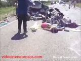Terrible Car Accident In Brazil