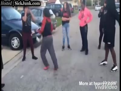 Crazy bitch Fight