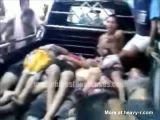 Several Killed Women In A Van