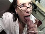 Doctor Oral Sperm Sample