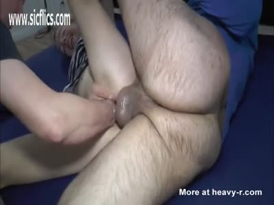 Fist And Cock Insertion